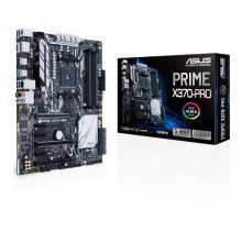 Asus Prime X370-pro Amd X370 Socket Am4 Atx Motherboard