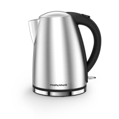 Morphy Richards Accents Jug Stainless Steel Kettle 1.5 L Capacity (103005)