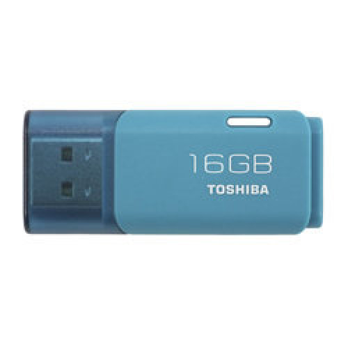 Toshiba THN-U202L0160E4 16GB USB 2.0 USB Type-A connector Blue USB flash drive