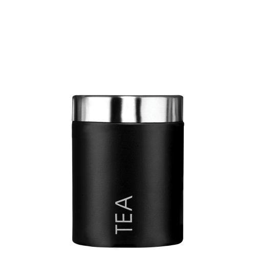 Liberty Tea Canister - Black