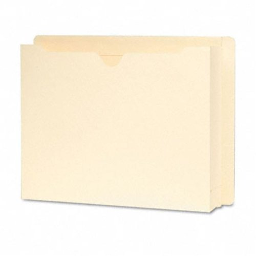 Smead 76910 End Tab File Jackets with 2   Expansion  12 3/8 x 9 1/2  14 Pt. MLA  25/Bx
