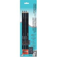 Primo Euro Blend Charcoal Pencil Kit 6pcs-
