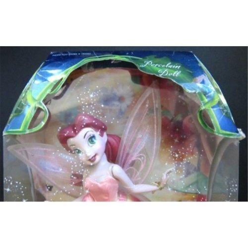 Disney Fairies Rosetta Porcelain Doll