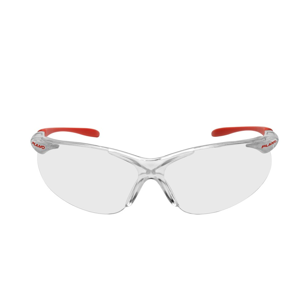Plano PLG17 Scratch Resistant Safety Glasses Clear