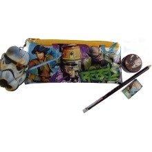Star Wars Rebels Filled Pencil Case - 4 Items