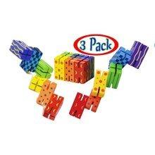Whatz It Fidget Toy - 3 Pack