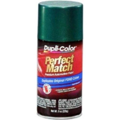 Krylon BFM0350 8 oz Perfect Match Automotive Paint, Ford Amazon Green Metallic