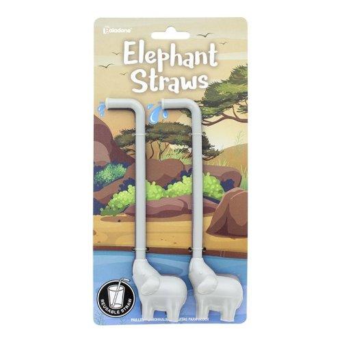 Elephant Straws