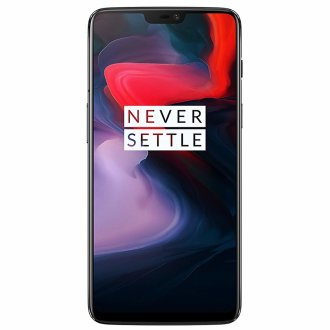 ONEPlus 6 256GB (8GB RAM) A6000 Midnight Black