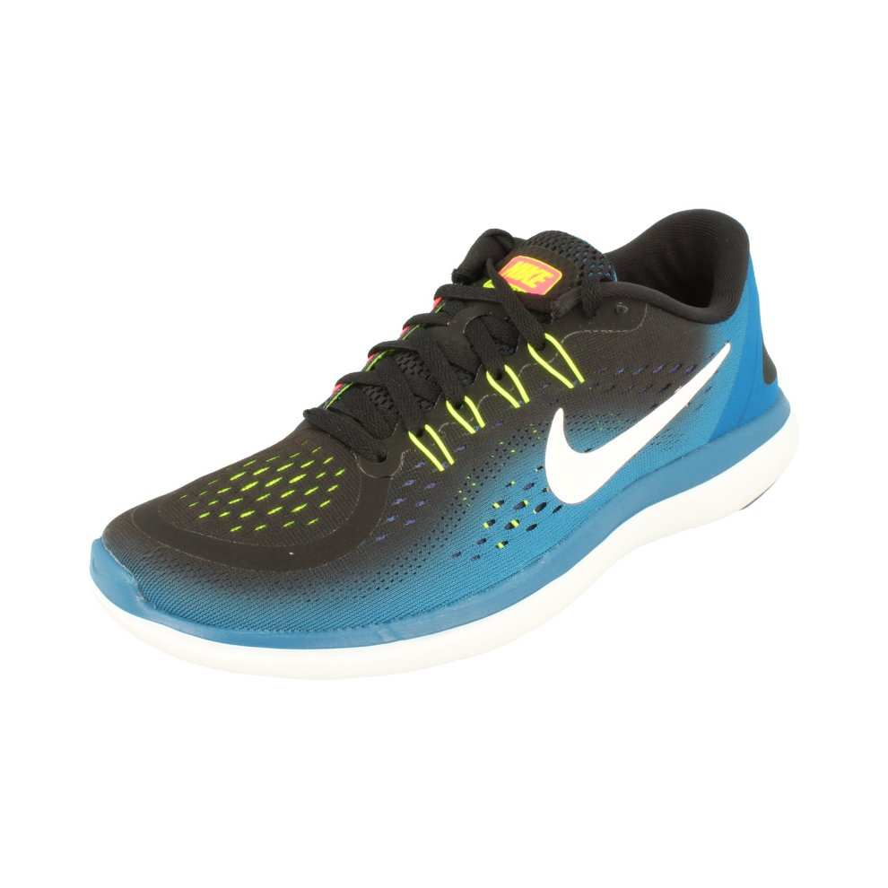 reputable site 2a329 c5a34 Nike Flex 2017 RN Mens Running Trainers 898457 Sneakers Shoes