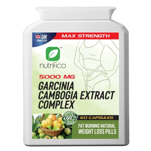 Garcinia Cambogia 10 1 Extract Complex 5000mg High Strength Pills