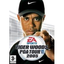 Tiger Woods PGA Tour 2005 (GameCube)