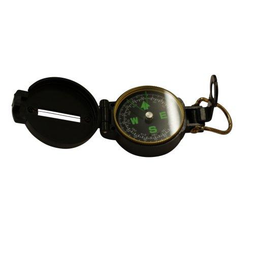 Hiking Lensatic Compass Navigation Camp Survival Scouts