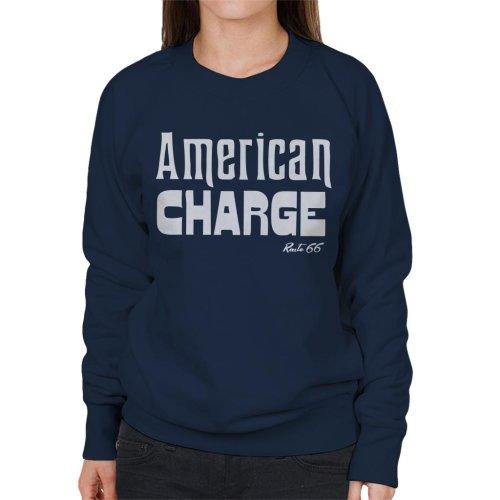 Route 66 American Charge Women's Sweatshirt