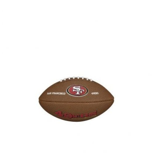 Wilson F1533XB NFL Team Logo Mini