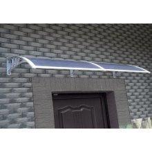 Homcom Door Extension Canopy Rain (150 X 80cm)