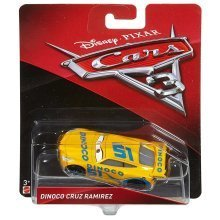 Disney Cars 3 DieCast - Tommy Highbanks