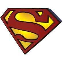 Superman Shield Logo Mood Light