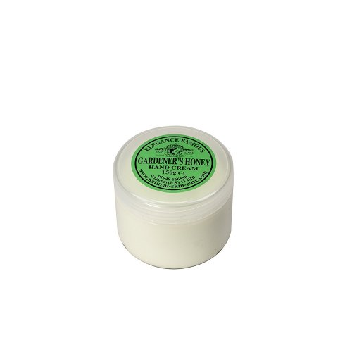 Famous Gardeners Honey Hand Cream 150g Great for dry, chapped hands and split fingers