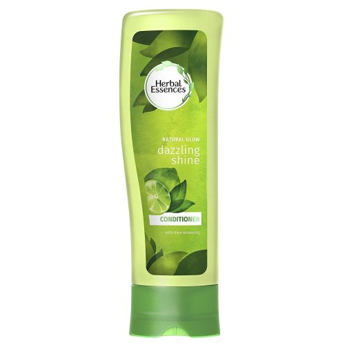 Herbal Essences Conditioner Dazzling Shine With Citrus Scent For 24H Shine 200ml