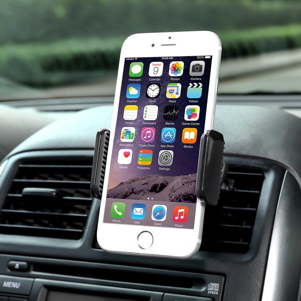 Car Mount Avantek Universal Air Vent Phone Holder With Ventilation T360 360 Rotation