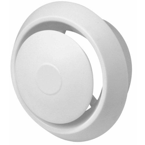 Ceiling Air Diffuser Extraction Ventilation Exhaust Cap Circle Air Vent