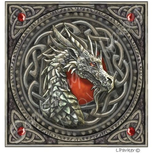 Lisa parker dragon blank square greeting card red fire birthday lisa parker dragon blank square greeting card red fire birthday christmas pagan wiccan fantasy gift m4hsunfo