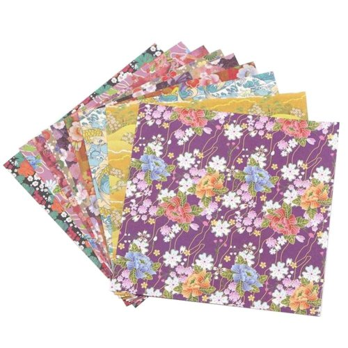 160 Sheets Colorful Square Origami Papers Craft Folding Papers #06