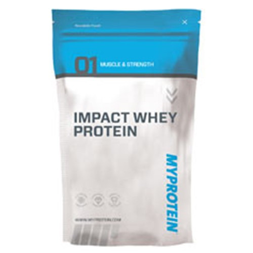Myprotein Impact Whey Protein Choc Smooth 1000g