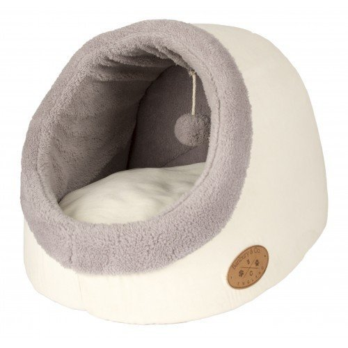 Banbury And Co. Luxury Cosy Cat Igloo Bed