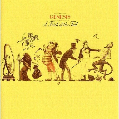 Genesis - a Trick of the Tail [CD]