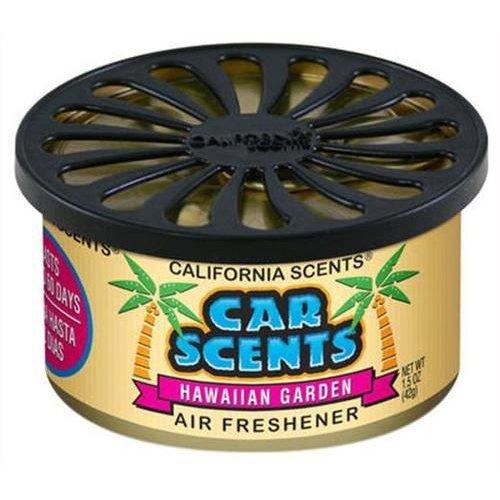 CALIFORNIA SCENTS AIR FRESHENER HOME OFFICE CAR VAN BUSINESS TAXI BUS CAB TRUCK[HAWAIIAN GARDEN SECRETS]