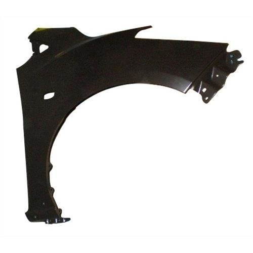 Mazda 2 5 Door Hatchback  2010-2015 Front Wing With Sill Moulding Holes Driver Side R