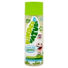 Jackson Reece Baby Shampoo Kinder By Nature Natural Unscented 100% Paraben Free