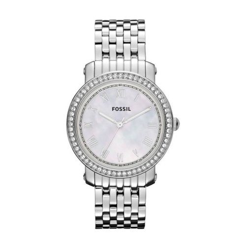 Fossil Emma Stainless Steel Ladies Watch ES3112