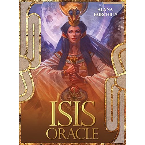 Isis Oracle: 44 Full Colour Oracle Cards