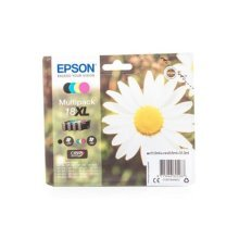 Epson Expression Home XP-205 (18XL / C 13 T 18164010) - original - Inkcartridge multi pack (black, cyan, magenta, yellow) - 450 Pages