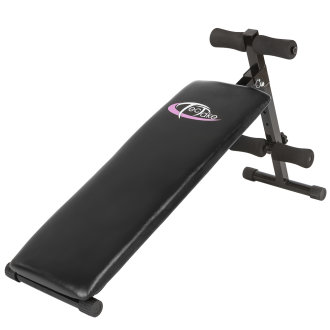 Sit up bench, ab trainer model 1