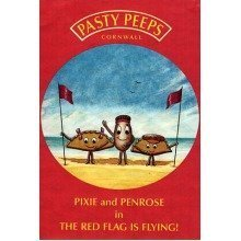 Pixie and Penrose in the Red Flag is Flying!
