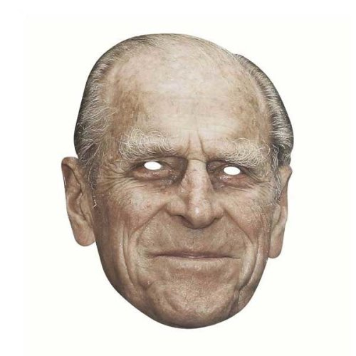Prince Philip Celebrity Face Mask