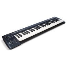 M-Audio Keystation 49 II   Ultra-Portable 49-Key USB/MIDI Keyboard Controller