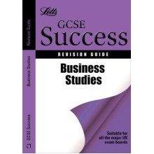 Letts Gcse Success: Business Studies: Revision Guide
