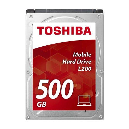 Toshiba L200 500gb 500gb Serial Ata Internal Hard Drive