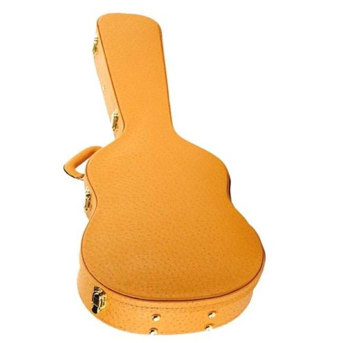 Dreadnought Guitar Case Ostrich Style