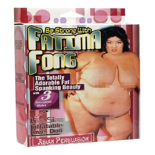 Fatima Fong  Toys for men Blow up Dolls - You2Toys