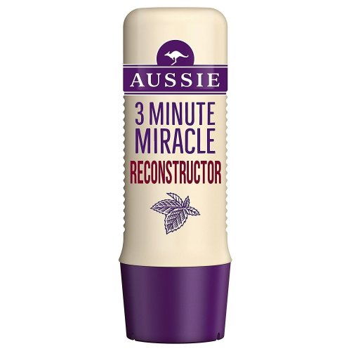Aussie Conditioner 3 Minute Miracle Reconstructor Deep Treatment Balm Mint 250ml
