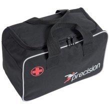 Black White Team Medical Bag -  bag precision training team medi multisports medical first aid kit physio