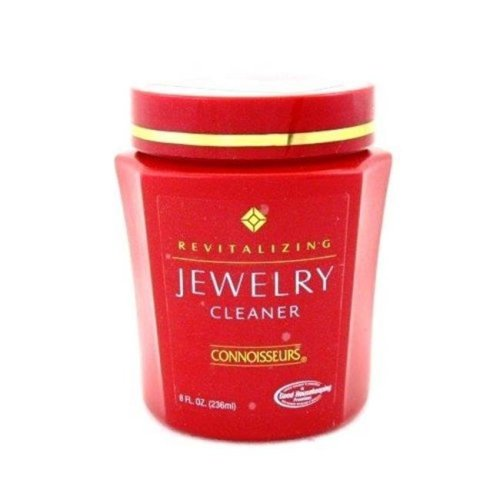 CONNOISSEURS 1045-6 Precious Jewelry Cleaner 8oz- case of 6