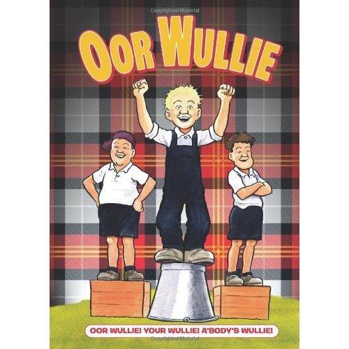 Oor Wullie Annual 2013