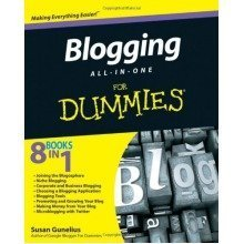 Blogging All-in-one for Dummies (for Dummies (computers))